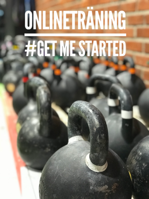 #Get Me Started Onlineträning